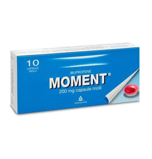 Offerta Speciale Moment 10Cps Molli 200Mg
