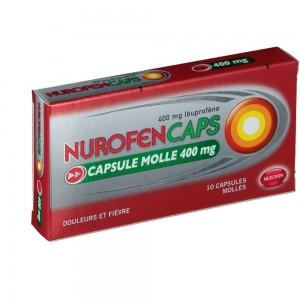 Offerta Speciale Nurofencaps 10Cps Molli 400Mg