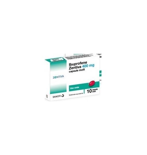 Offerta Speciale Ibuprofene Zen 10Cps Mol 400Mg