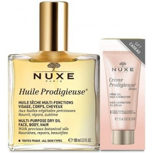 Offerta Speciale NUXE HUILE PRODIGIEUSE 100 ML + COLLERETTE