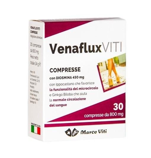 Offerta Speciale VENAFLUX VITI 30 COMPRESSE