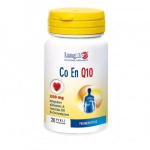 Offerta Speciale Longlife Coenq10 200Mg 20 Perle
