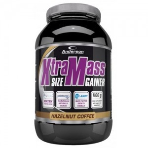 Offerta Speciale Xtrasize Mass Gainer Nocciola Caffe' 1,1 Kg