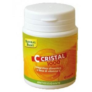 C CRISTAL 1000 50 CAPSULE...