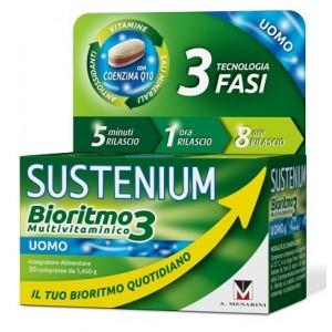 Offerta Speciale SUSTENIUM BIORITMO3 UOMO ADULTO 30 COMPRESSE