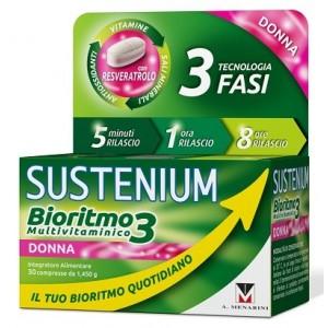 Offerta Speciale SUSTENIUM BIORITMO3 DONNA ADULTA 30 COMPRESSE