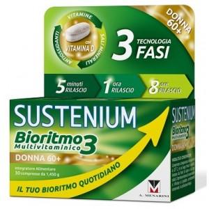 Offerta Speciale SUSTENIUM BIORITMO3 DONNA 60+ 30 COMPRESSE