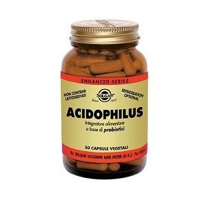 Offerta Speciale ACIDOPHILUS 50 CAPSULE VEGETALI