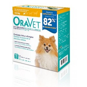 ORAVET CHEWING-GUM DOG...