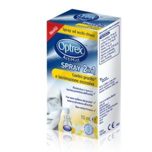 Offerta Speciale SPRAY OCULARE OPTREX ACTIMIST 2 IN 1 CONTRO IL