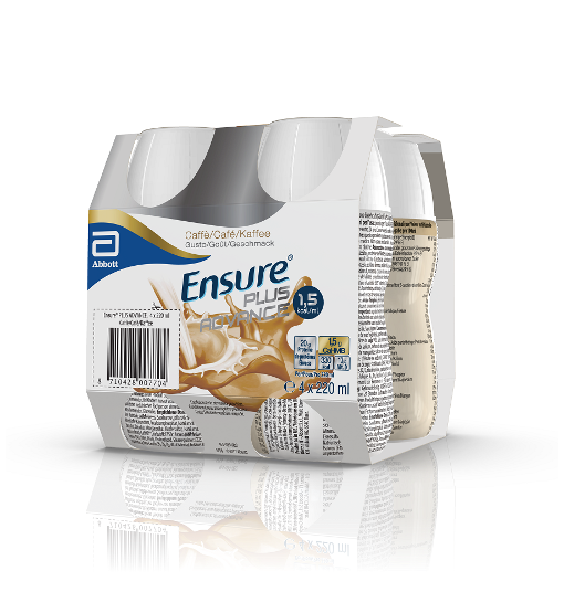Offerta Speciale Ensure Plus Advance Caffe' 4 Bottiglie Da 220