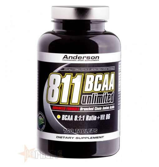 Offerta Speciale 811 Bcaa Unlimited 100 Compresse