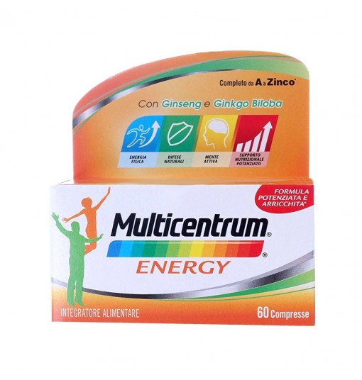 Offerta Speciale Multicentrum Mc Energy 60 Capsule