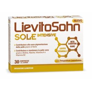 Offerta Speciale LIEVITOSOHN SOLE INTVE 30CPR