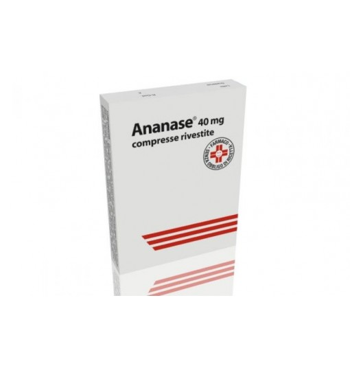 Offerta Speciale ANANASE*20CPR RIV 40MG
