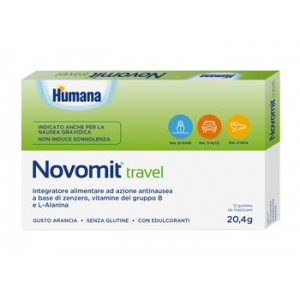 NOVOMIT TRAVEL 12GOMME