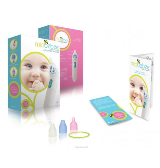 Offerta Speciale Mio Bebe' Aspiratore Nasale Elettrico Per