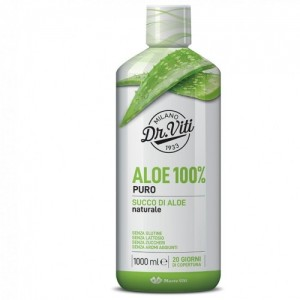 ALOE 100% PURO NATURALE 1000ML