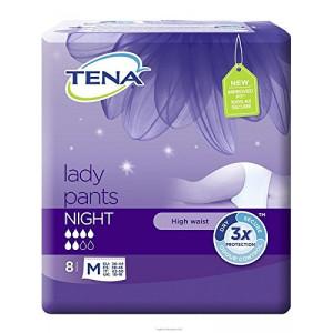 Offerta Speciale MUTANDINA ASSORBENTE TENA LADY PANTS NIGHT M 8