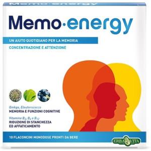 Offerta Speciale MEMO ENERGY 10 FLACONCINI X 12 ML