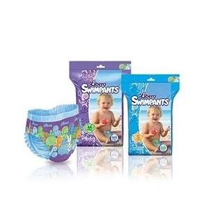 Pannolini Mare/Piscina Libero Swim Pants Per Bambino 7/16 Kg 6