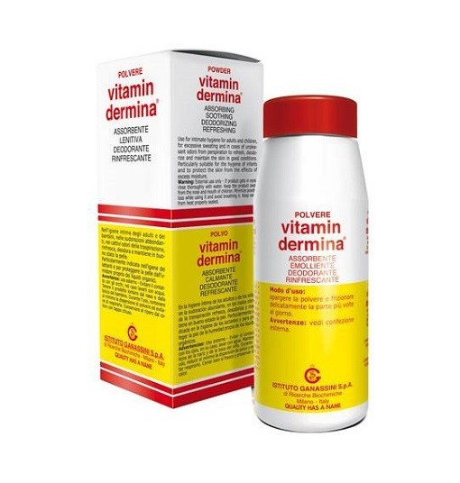 Vitamindermina Polvere 100 G