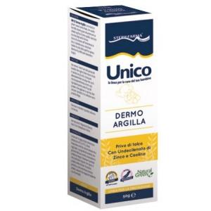 Unico Dermo Argilla Polvere Senza Talco 50 G