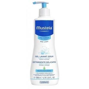 Mustela Detergente Delic500Ml