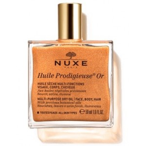 Nuxe Huile Prodigieuse Or 2017 Nf 50 Ml