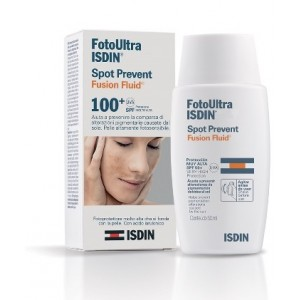 Foto Ultra Isdin Spot Prevent Fusion Fluid 100+ 50 Ml