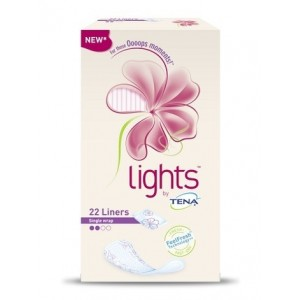 Lights By Tena Normal Ripiegati 22 Pezzi