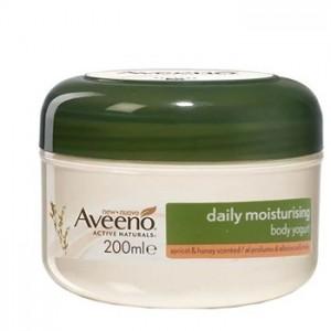 Aveeno Crema Corpo Yogurt Albicocca & Miele 200 Ml Promo
