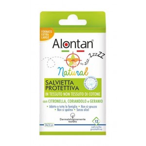 Offerta Speciale Alontan Natural Salvietta Monouso 12 Pezzi