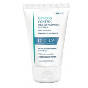 Hidrosis Control Crema Mani Piedi 50 Ml Ducray