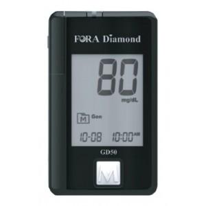 Strisce Misurazione Glicemia Fora Diamond Prima Voice Mini