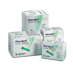 Lancette Pungidito Glucojet Plus Gauge 33 25 Pezzi