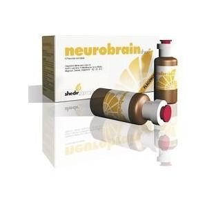 Neurobrainshedir 10 Flaconcini Da 10 Ml