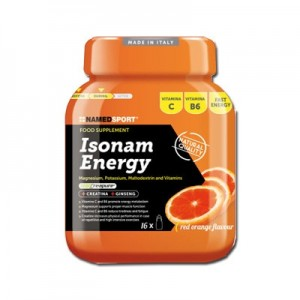 Isonam Energy Orange Polvere 480 G