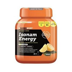 Isonam Energy Lemon Polvere 480 G