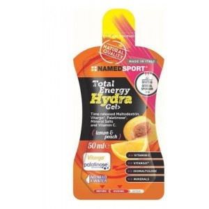 Total Energy Hydra Gel Lemon & Peach 50 Ml