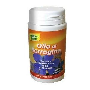 Olio Borragine 50 Perle