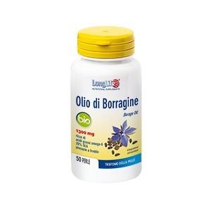 Longlife Olio Borragine Bio 50 Perle