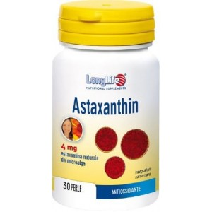 Longlife Astaxantin 4 Mg 30 Perle