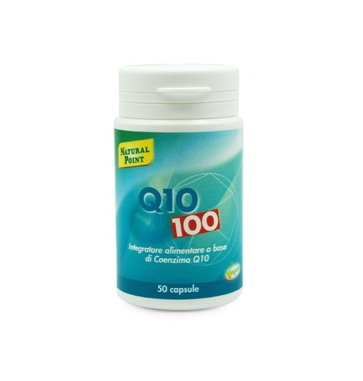 Q10 100 50 Capsule Vegetali 100Mg