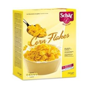 Schar Corn Flakes Vit 250 G