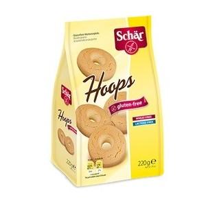 Schar Biscotti Hoops 220 G