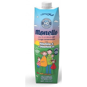 Monello Hd Latte Alta Digeribilita' 1 Lt