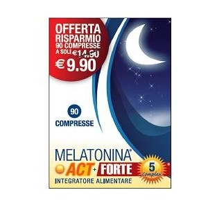 Melatonina Act 1Mg + Melatonina Act Forte 5Mg Complex 90