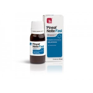 Pineal Notte Fast Gocce 10 Ml
