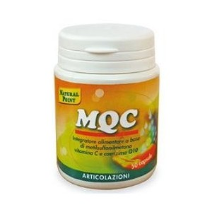 Natural Point Mqc 50 Capsule Vegetali